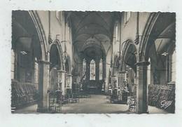 Chateauneuf-du-Faou (29) : L'intérieur De L'église Env 1950 PF. - Châteauneuf-du-Faou