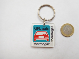 Porte Clés , Carburant GPL Auto , Thermogaz - Porte-clefs