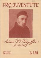 Pro Juventute / Adam W. Toepffer / Feuillet Complet 1946 **, 5 Cartes Qualité Luxe - Switzerland