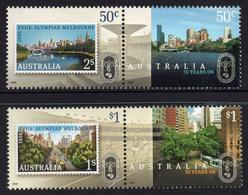 AUSTRALIA, 2006, Olympic Games Of 1956 2x2v [:]   Mnh - 2000-09 Elizabeth II