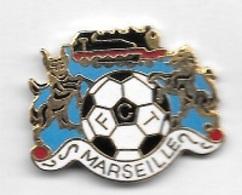 Pin' S  Ville, Sport  Foot - Ball  F. C. T  MARSEILLE  ( 13 ) - Football