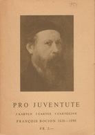 Pro Juventute / François Bocion / Feuillet Complet 1955 **, 5 Cartes Qualité Luxe - Postcards