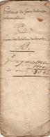 Vieux Papier Du Béarn, 1690, Tartas Dit Sarthou De Soumoulou Doit 60 écus Au Sgr Hiérosme De Day Pour Une Terre En Fief - Documents Historiques