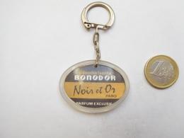 Porte Clés , Désodorisant Bonodor Noir Et Or , Spado - Porte-clefs