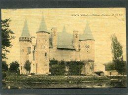 CPA - LUDON - Château D'Agassac - France