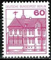 Berlin - Mi 611 - ** Postfrisch (E) - 60Pf  Burgen Und Schlösser - Berlin (West)