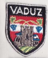 Kno-  ECUSSONS  De  VADUZ - Liechtenstein