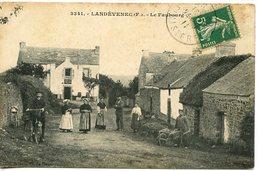 Landévénnec - Le Faubourg - France