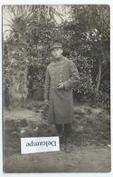 FONTENAY-le-COMTE (85) - Carte-photo D'1 Militaire Avec Le Chffre 18 Sur Le Képi - France
