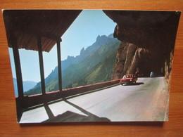 Flexenstrasse Austria. Risch-Lau 16811 Postmarked 1967 - Autriche