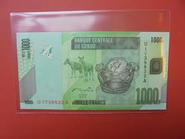 CONGO 1000 FRANCS 2005 PEU CIRCULER/NEUF - República Del Congo (Congo Brazzaville)