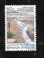TIMBRE OBLITERE DE DJIBOUTI DE 1997 N° MICHEL 630 - Djibouti (1977-...)