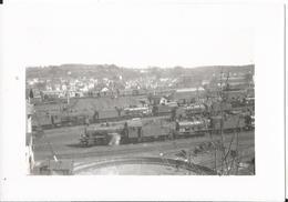Photo - Train En Gare D'Epinal - Vosges - Locomotives - A Identifier - En 1953 - Trains