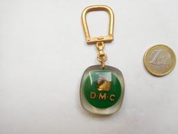 Porte Clés , Fil Couture DMC  , Bourbon - Porte-clefs