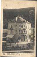 CPA Trois-Vierges Hôtel De La Gare - Troisvièrges