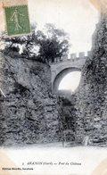 205-3752 -  30 Aramon Pont Du Chateau - Aramon