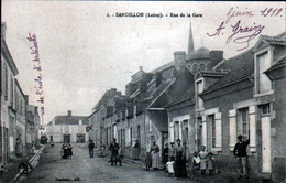 45, Sandillon, Rue De La Gare - France