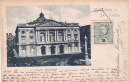 Recordação De Lisbôa -  Camara Municipal - 1900 - Lisboa