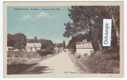 LONGEVILLE-sur-MER (85) - Avenue De La Mer - France