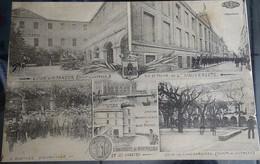 Cpa - 34 -  Montpellier L'université - Multi Vues (2) - Montpellier