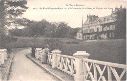 FR81 SAINT PAUL CAP DE JOUX - 1082 - Château De Scalibert - Animée - Belle - Other Municipalities