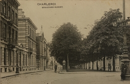 Charleroi // Boulevard Audent 1911 - Charleroi