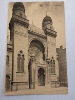 Anvers - Antwerpen // Synagogue (Judaica) 19?? - Antwerpen
