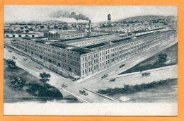Columbus GA 1907 Postcard - Columbus
