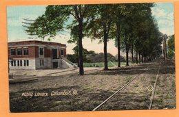 Columbus GA 1912 Postcard - Columbus