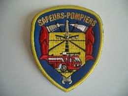 Patch Pompiers - Pompiers