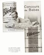 """PUB BLEDINE   """" JACQUEMAIRE """"   1930  ( 4 ) - Publicité"""