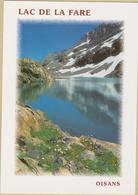 38 En Oisans - Cpm / Lac De La Fare. - France