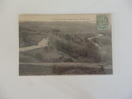 Circuit D'Auvergne. Coupe Gordon Bennett 1905. Grand Tournant, Vu De La Roche. - Auvergne