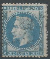 Lot N°46850  N°29B, Oblit étoile Chiffrée 25 De PARIS (R. Serpente) - 1863-1870 Napoléon III. Laure