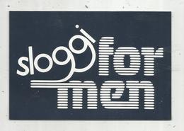 Autocollant , Grand Modéle ,SLOGGI For Men , 150 X 100 .,frais Fr 1.75 E - Stickers