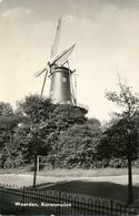 Woerden Windhond, Korenmolen, Windmill, Real Photo - Windmolens
