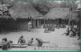 ! - Afrique Noire - Mission - La Soeur De Charité Parmi Ses Malades - Missions