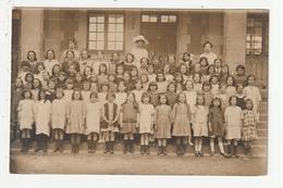 CARTE PHOTO - SAINT SERVAN - SOUVENIR DE COLONIE - 19 AOUT 1922 - 35 - Saint Servan
