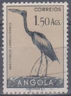 Angola Vögel 1951: Mi 345 1,50 A. Gestempelt - Angola