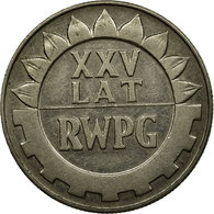 Monnaie, Pologne, 20 Zlotych, 1974, Warsaw, TTB, Copper-nickel, KM:70 - Pologne