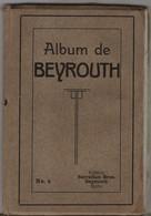 BEYROUTH ALBUM DE 10 CARTES - Syrie
