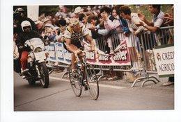 CYCLISME  PHOTO 13 X 18 LAURENT FIGNON  CHAMPIONNAT DE FRANCE 1984 A PLOUAY - Cyclisme