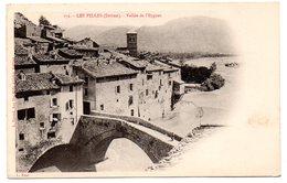DROME - Dépt N° 26 = LES PILLES = CPA  DND N° 172 = Vallée De L'Eygues - France