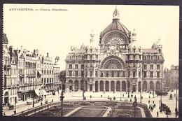 ANTVERPENO - CENTRA STACIDOMO, Unused Postcard. Condition, See The Scans. - Antwerpen