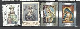 Polonia. 1998-1999. Santísima Virgen. - 1944-.... República