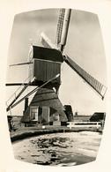 Hoogmade, Hoogmadese Molen, Poldermolen, Windmill, Real Photo A. Carré - Windmolens