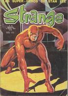Les Super-Heros De Stan Lee - STRANGE N° 38 - 05/02/1973 - TRES RARE - BE - Strange