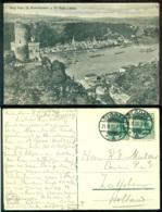 Deutschland 1913 Burg Katz St. Goarshausenund St. Goar Am Rgein - St. Goar