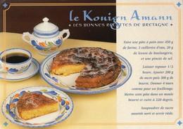 Recette Bretonne Du Kouign Amann  Voir Documentation - Recettes (cuisine)
