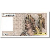 France, Billet Echantillon 10103, SUP - Fouten